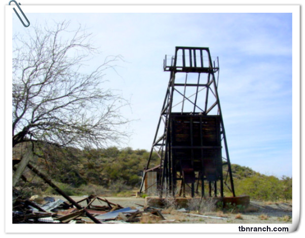 Wickenburg Mine BFA