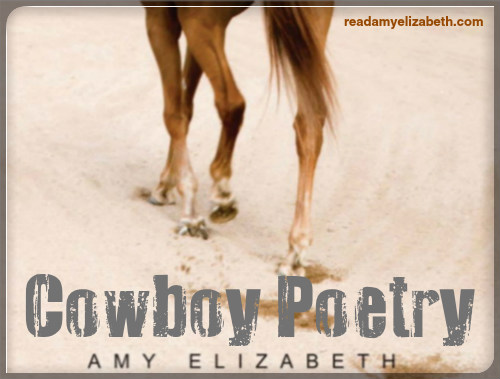 Cowboy Poetry Cover 72218