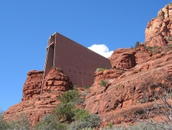chapel of the holy cross, sedona 2
