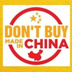 Don't Buy Made in China
